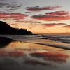 Sunshine Beach sunrise. Queensland.
