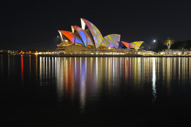 Vivid Sydney 2010, NSW, Australia.