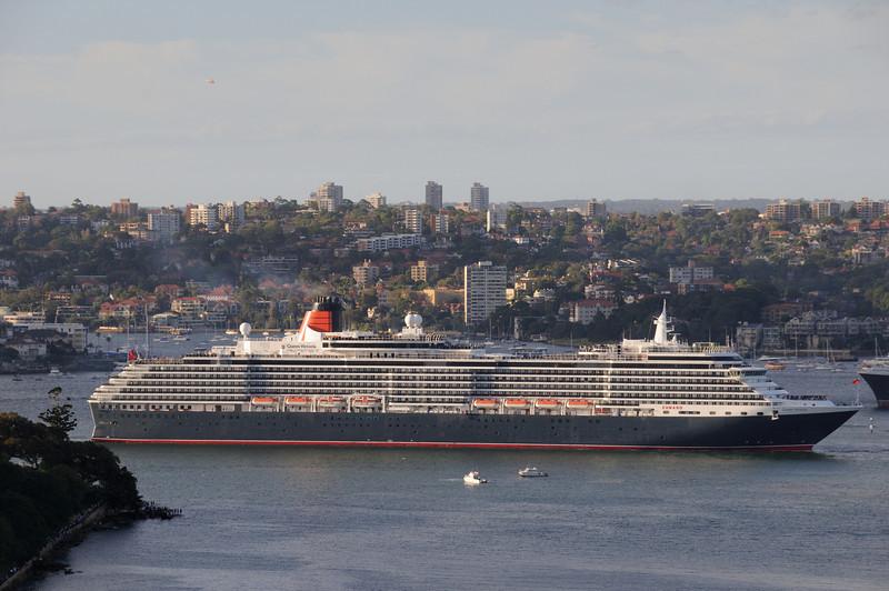Queen Victoria 2008 02 25