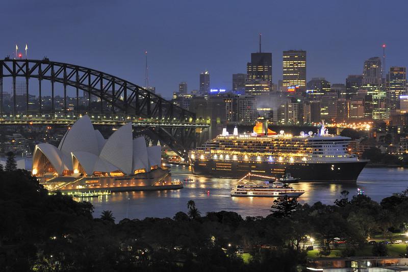 Sydney, Australia. 26th February 2009.