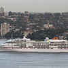 Europa Cruise Ship, Sydney Harbour.