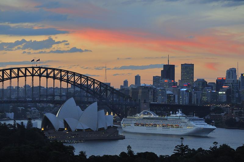 Sydney Australia.