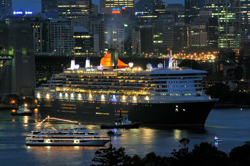 26th February 2009, Sydney, Australia.