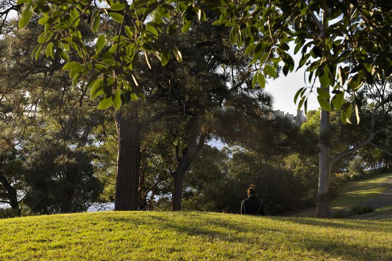 Mrs Macquaries Point, Sydney.