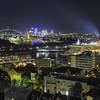 Queen Mary 2 HDR, Garden Island, Sydney.