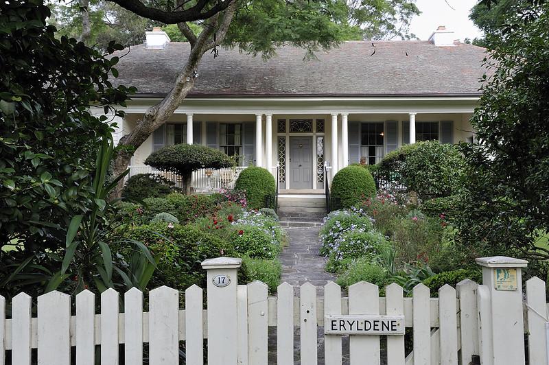 Eryldene Historic House and Garden. Sydney Australia.