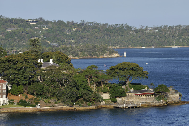 Kirribilli House has been the Prime Minister's official Sydney residence since 1956.