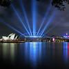 Sydney Lightshow 2004.