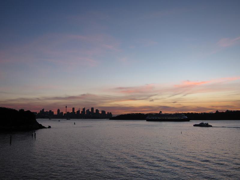 Nielsen Park, Sydney.