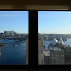 InterContinental Sydney view