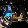Vivid Sydney, 2011.<br /> Sydney Opera House