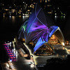 Vivid Sydney, 2011. From InterContinental Sydney.