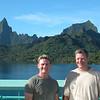 Moorea Island French Polynesia 2003