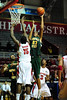 26 November 2010: Norfolk State Spartans forward Brandon Goode (23) elevates for a shot over Fairfield Stags guard Maurice Barrow (15) during the first half at the Philly Hoop Group Classic played at the Palestra in Philadelphia, PA.