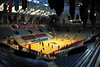 26 November 2010: A general view of the Palestra prior to the start of the Norfolk State Spartans and Fairfield Stags basketball game at the Philly Hoop Group Classic in Philadelphia, PA.