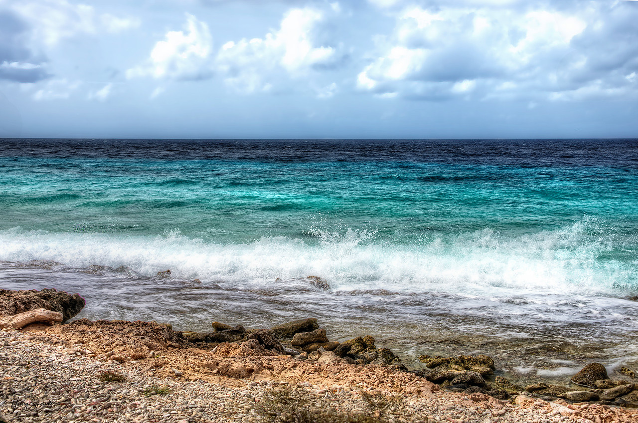 Curacao_Awesome Ocean