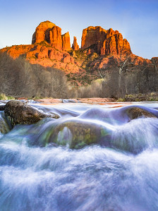 Cathedral Rock Falls