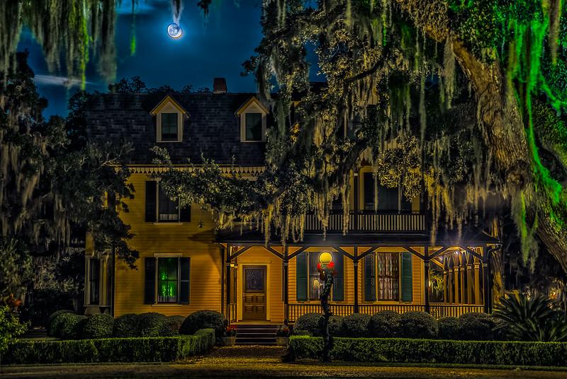 Jekyll DuBignon Cottage