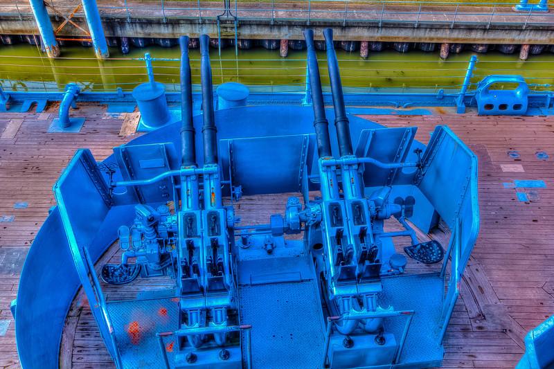 Antiaircraft Guns