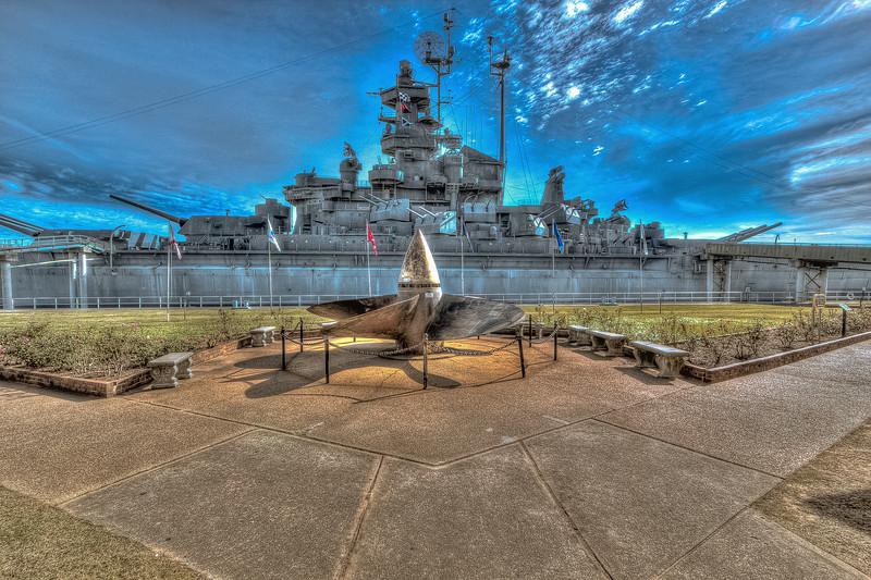 USS ALABAMA BB-60