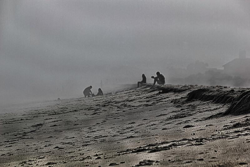 Fun in the Fog not the Sun