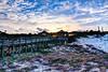 Sunset Walk Hanna Park Jacksonville Florida Canon T2i