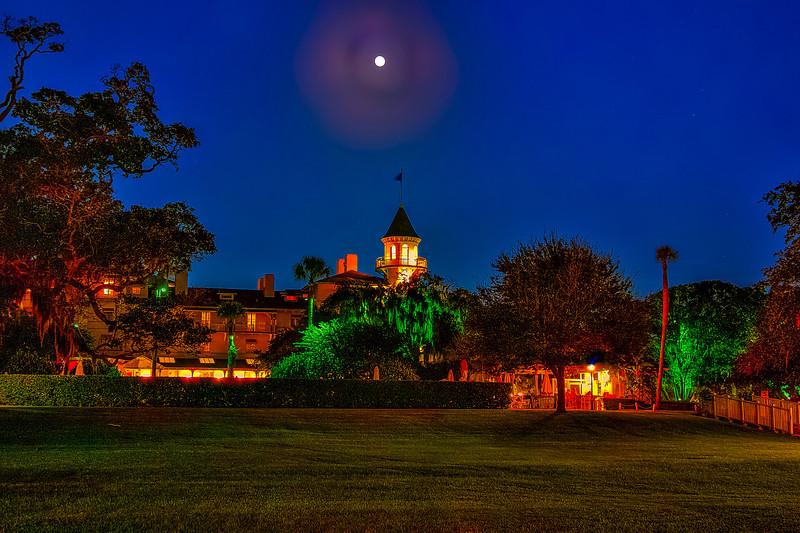 Moon over Hotel 1