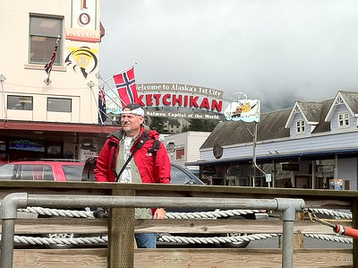 Main Street Ketchikan
