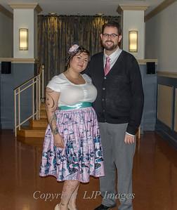 Sarah and Brian Mills