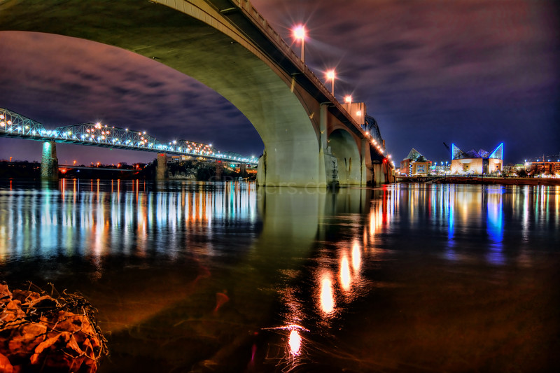 Riverfront Night