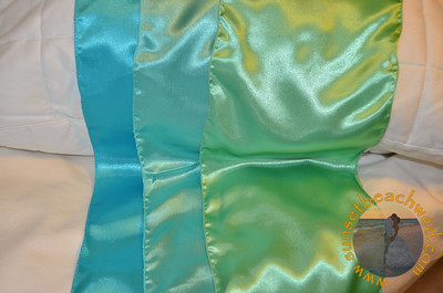 Turquoise, Tiffany, & Sage