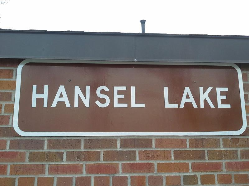 Hansel Lake MN