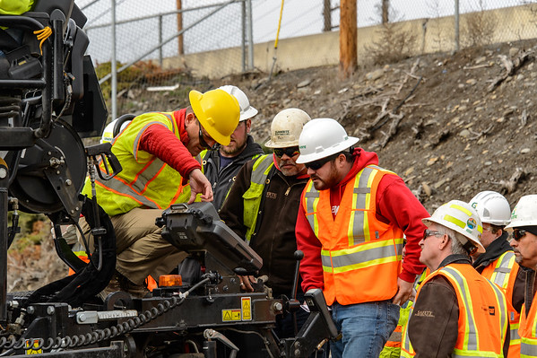 Paving Training - Yakima Washington - 2016