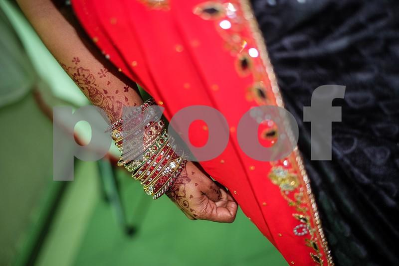 Indian Wedding, Kuala Lumpur.