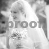Radiant bride.