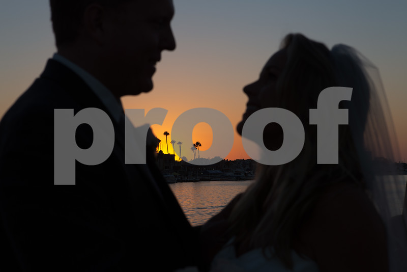 Yacht Wedding, Newport Beach, California.