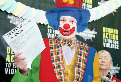 loser the clown