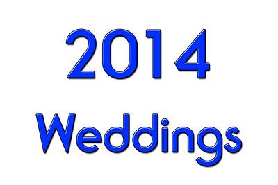WEDDINGS 2014