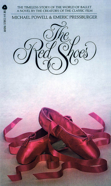 """The Red Shoes"", published by Avon Books a division of the Hearst Corporation."
