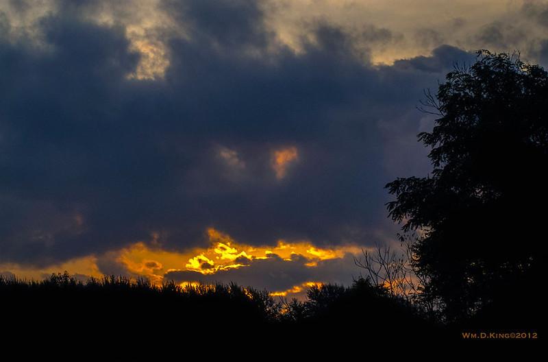 """""""Angry Autumn Sky"""""""