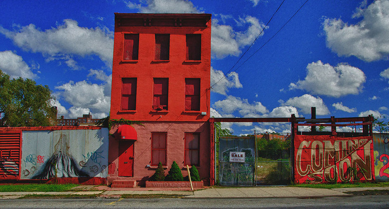 """Red Hook For Sale"""