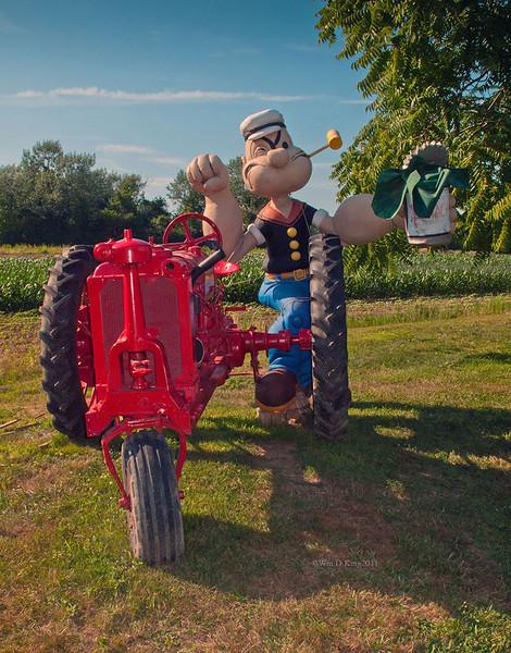 """Popeye"", Hampton""s Farm Stand"