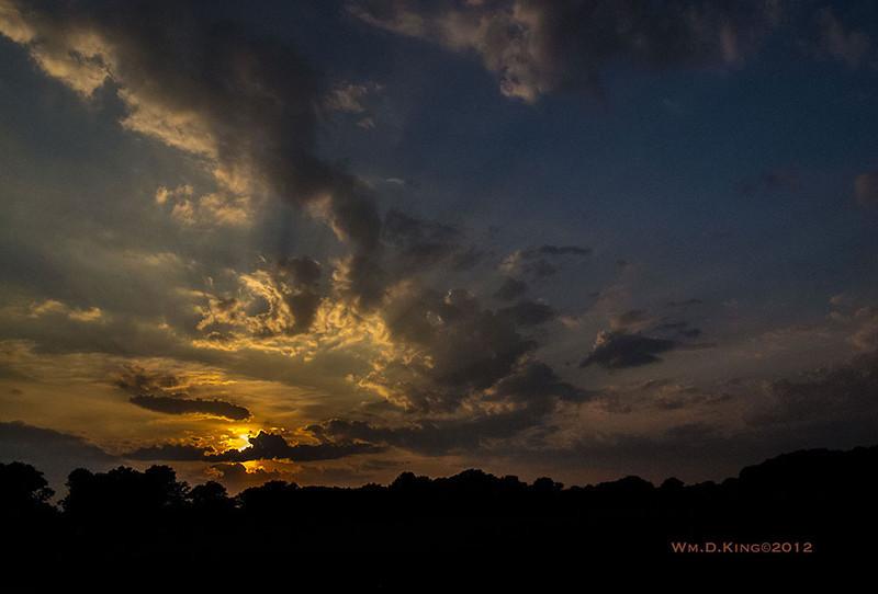 """""""Sunset in Marine Park"""" Brooklyn, NY"""
