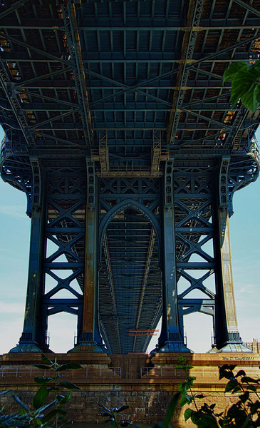 """Manhattan Bridge"", HDR image"