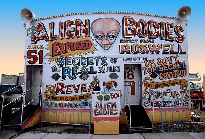 """Alien Bodies"""
