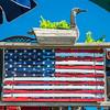 """""""American Flag"""" Montauk, NY"""