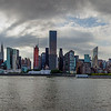 East River view of Manhattan from Long Island City, Queens