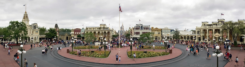 Disney World, Orlando, Florida.