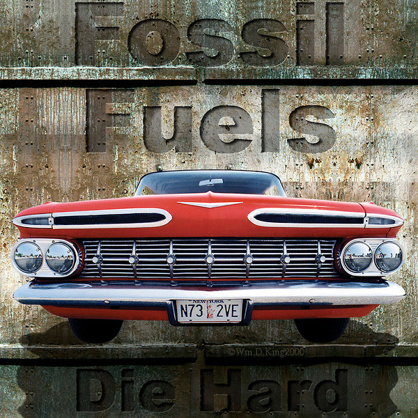 Fossil Fuels Die Hard