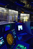 Radar room of the USS Midway
